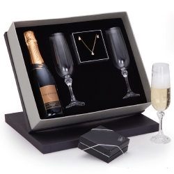 Kit Chandon & Swarovski Zirconia